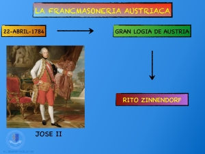 La Francmasonería austriaca